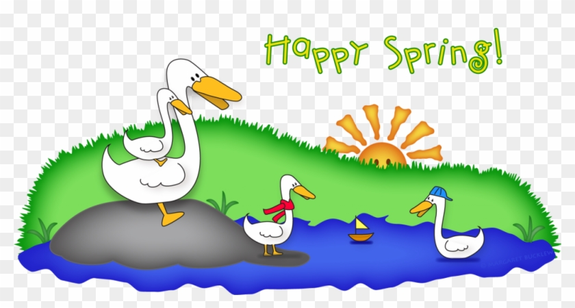 Duck In Pond Clipart Clipartfest Wikiclipart - Clip Art Duck In The Pond #107531