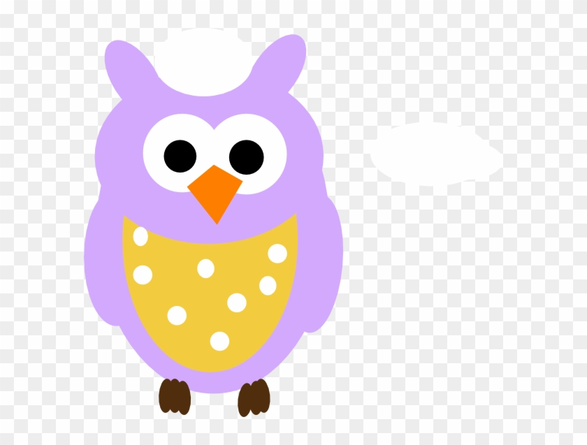 Purple - Owl - Clipart - Clip Art #107550