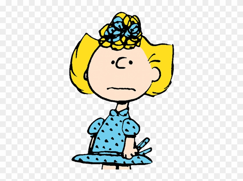 Charlie Brown Is The Main Protagonist Of The Comic - Charlie Brown Characters Sally #107585