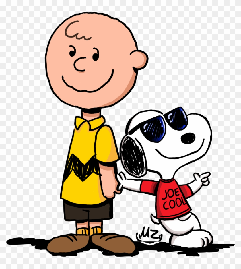 822peppermintpatty66 9 3 Charlie Brown And Snoopy By - Snoopy #107605