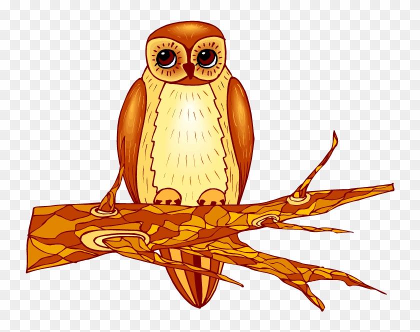 Owl Clipart - Clip Art #107650