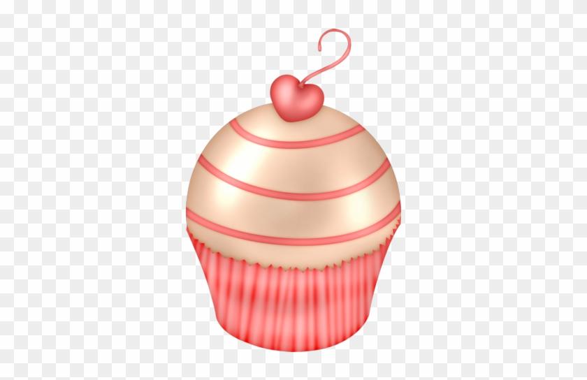 Cupcake Clipart, Cupcake Art, Art Cupcakes, Pretty - Cupcake #107690
