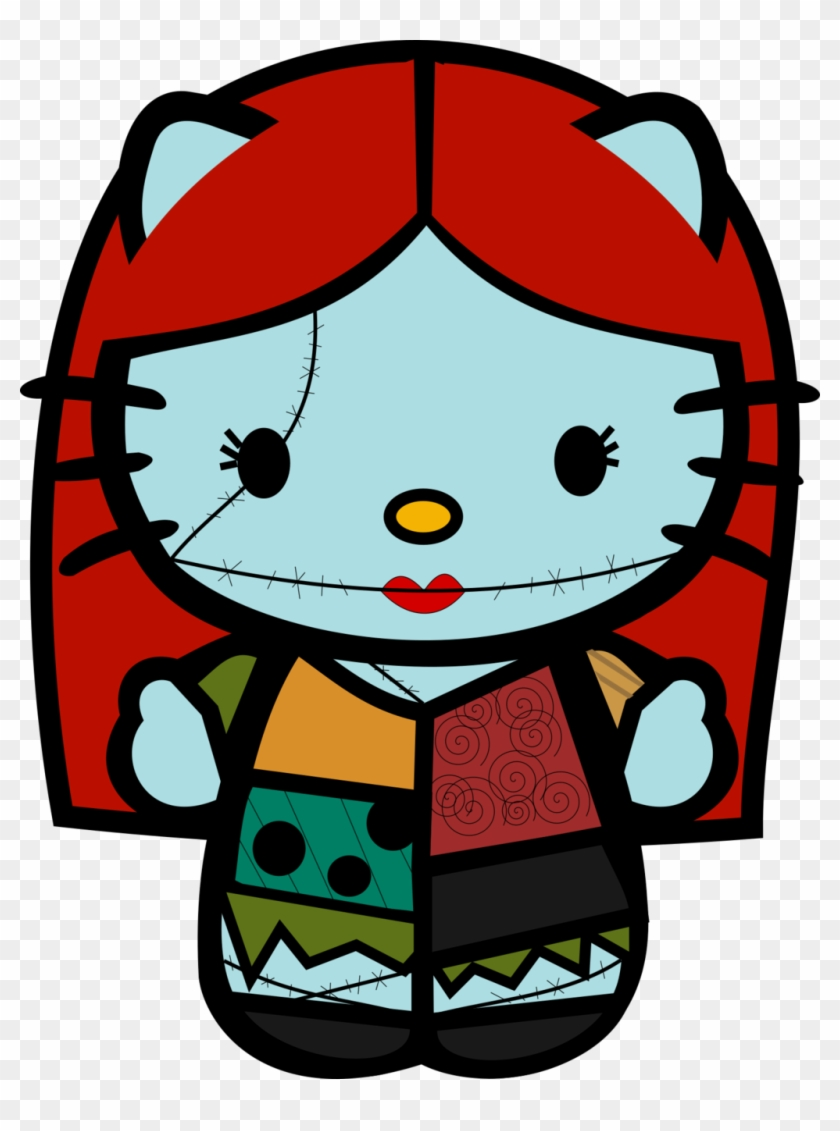 Hello Kitty - Oogie Boogie Hello Kitty #107822