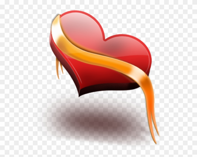 Format - Png - Png Love 3d Heart #107886