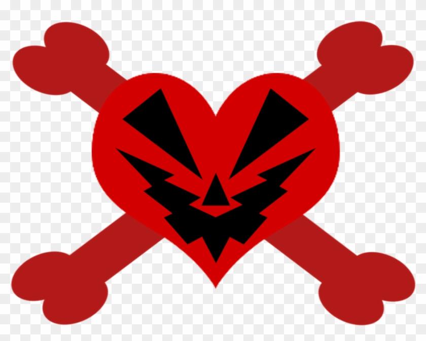 Anti-valentine/heart O Lantern Symbol 9 By Nightmarebear87 - Symbol #107926