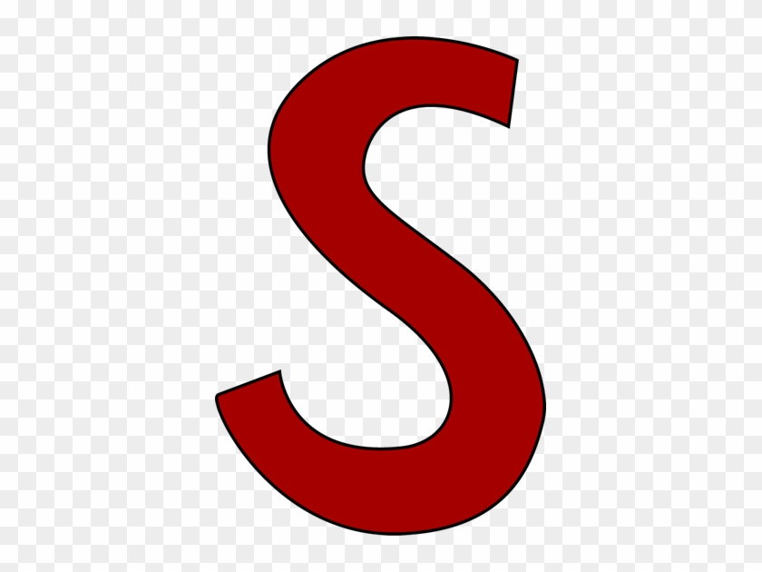S Clip Art Red Letter S Clip Art Red Letter S Image Ministry Of