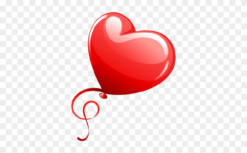 "Png Клипарт ""3d Hearts"" - Heart Balloon Vector Free #108004"