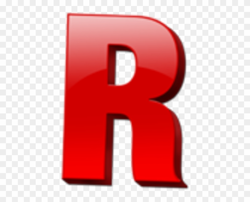 Letter R Icon 1 Image - Pixabay #108045
