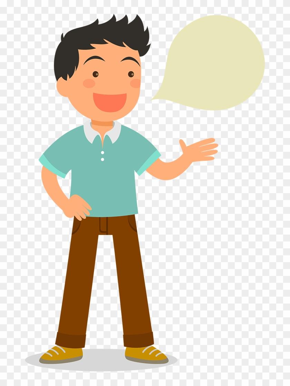 Boy Saying Thank-you - Boy Saying Thank You #108085