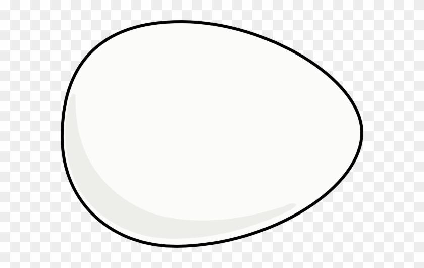 Spring Egg Shape Flower Frame - Eleh Circle 3 Full Moon At 35 Hz #108117