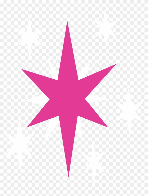 Sparkle Clipart - Cutie Mark De Twilight Sparkle #108213