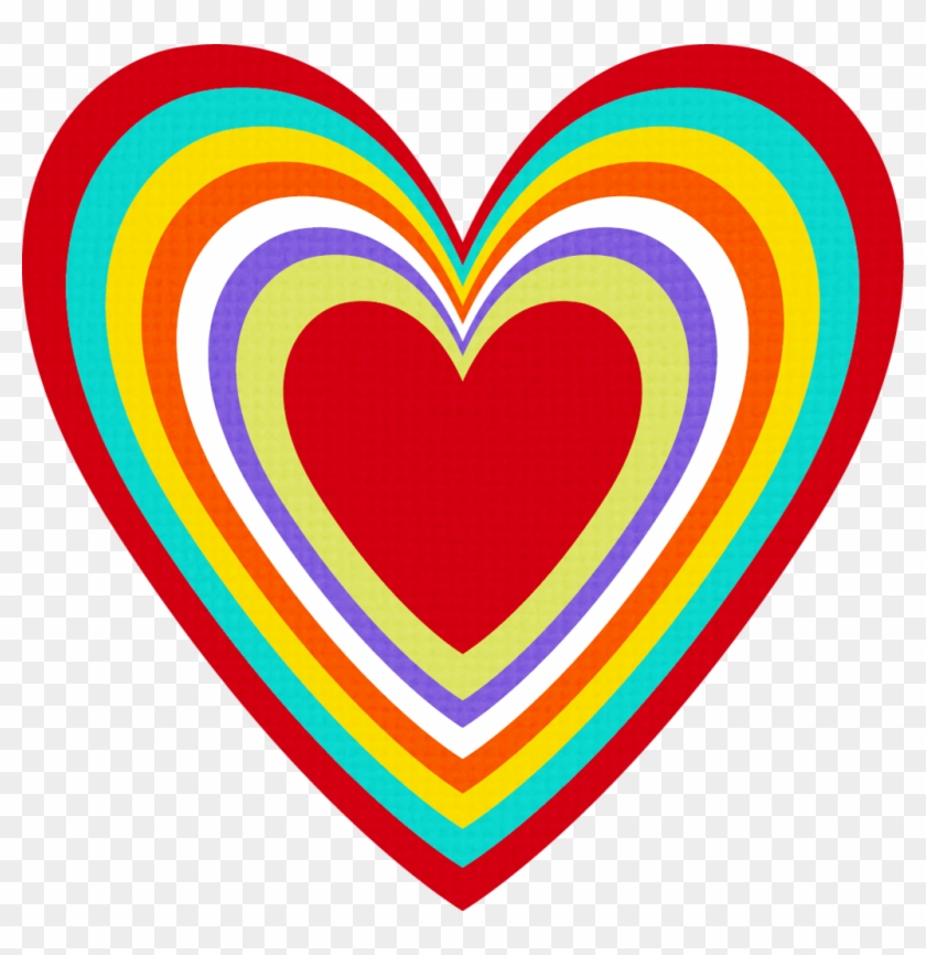 Colors Cute Heart - Heart #108248