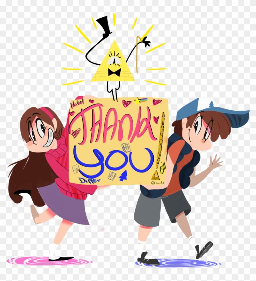 Gravity Falls Proj - Mabel Gravity Falls Thank You #108263