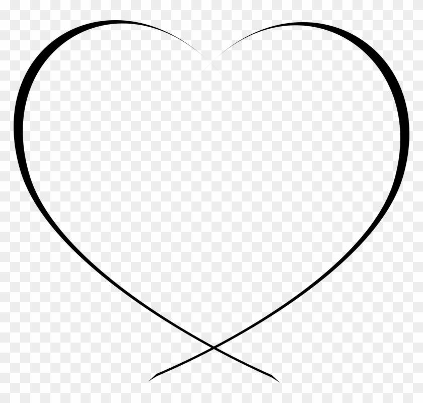 Heart, Symbol, Love, Valentine, Shape - Heart #108274