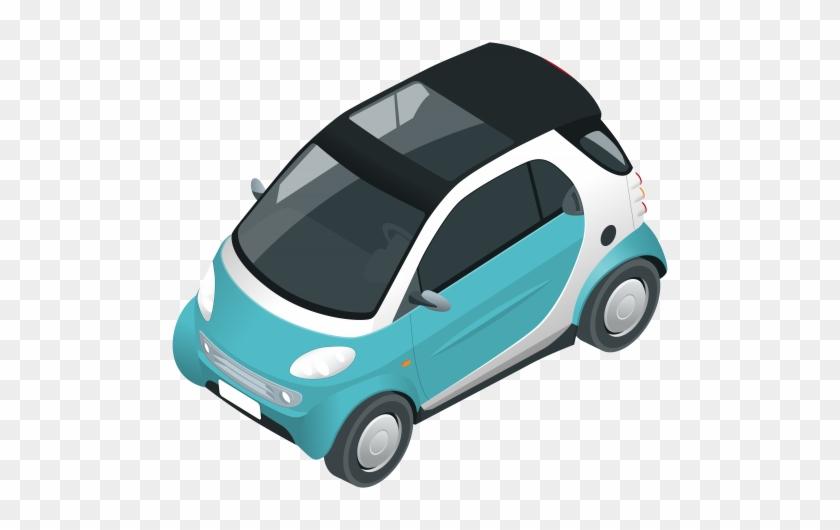 Mini Car Png Clip Art - Car #108276