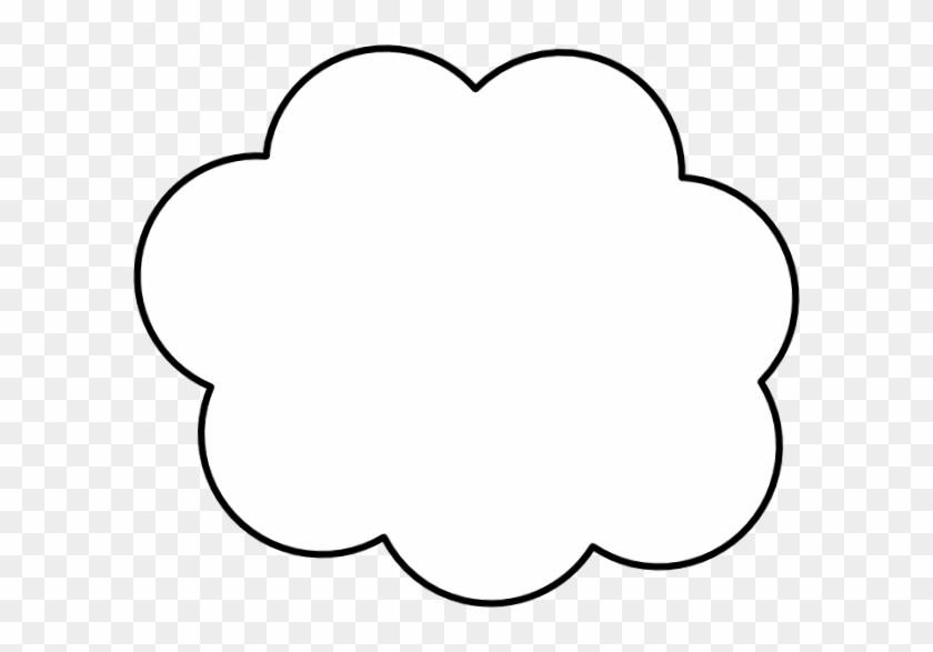 Clipart Clouds Png Cartoon Cloud Free Download Clip - Cartoon Cloud Transparent Png #108287