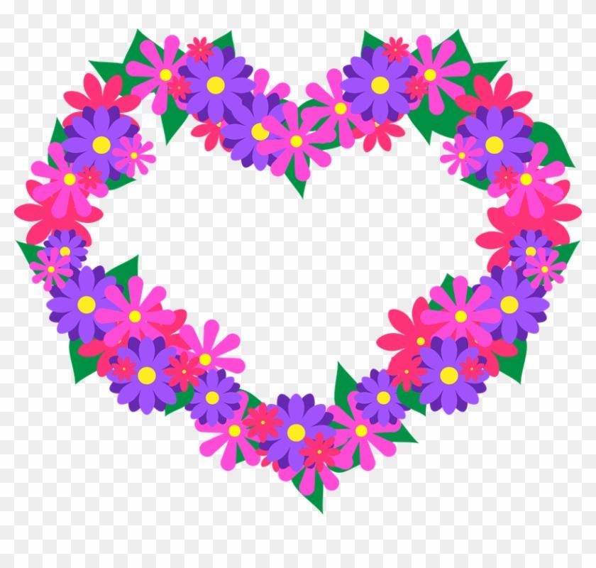 Flor Coração #108299
