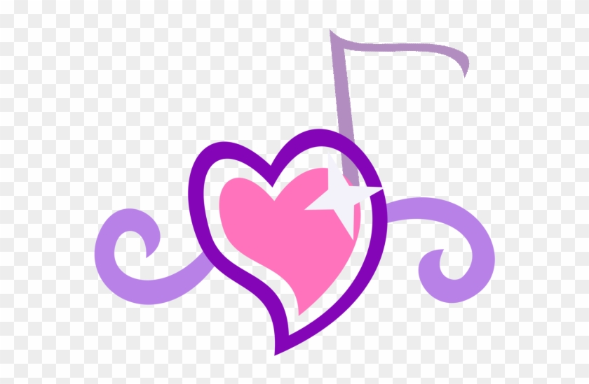 Clipart Info - Musical Note Cutie Marks #108372