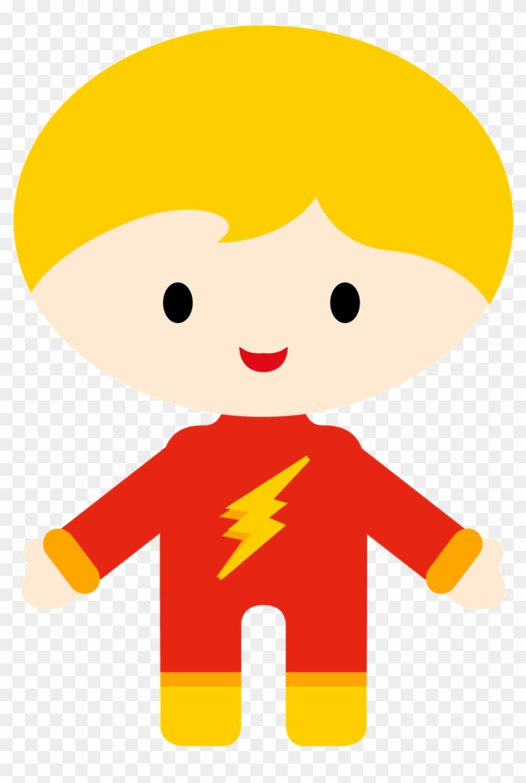 Super Heróis - Minus - Cute Superhero #108848