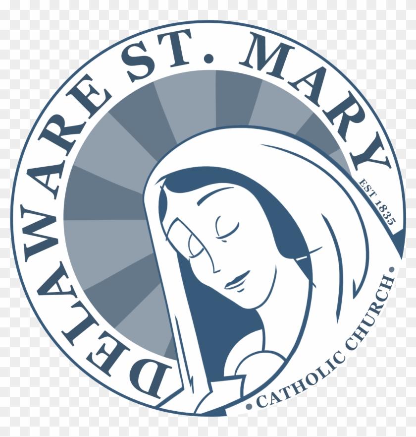 Mary Catholic Church, Delaware, - St Mary's Church Logo #109417