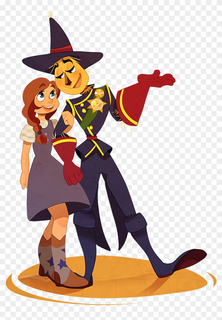 Dorothy And Scarecrow Love Fanfiction #109787