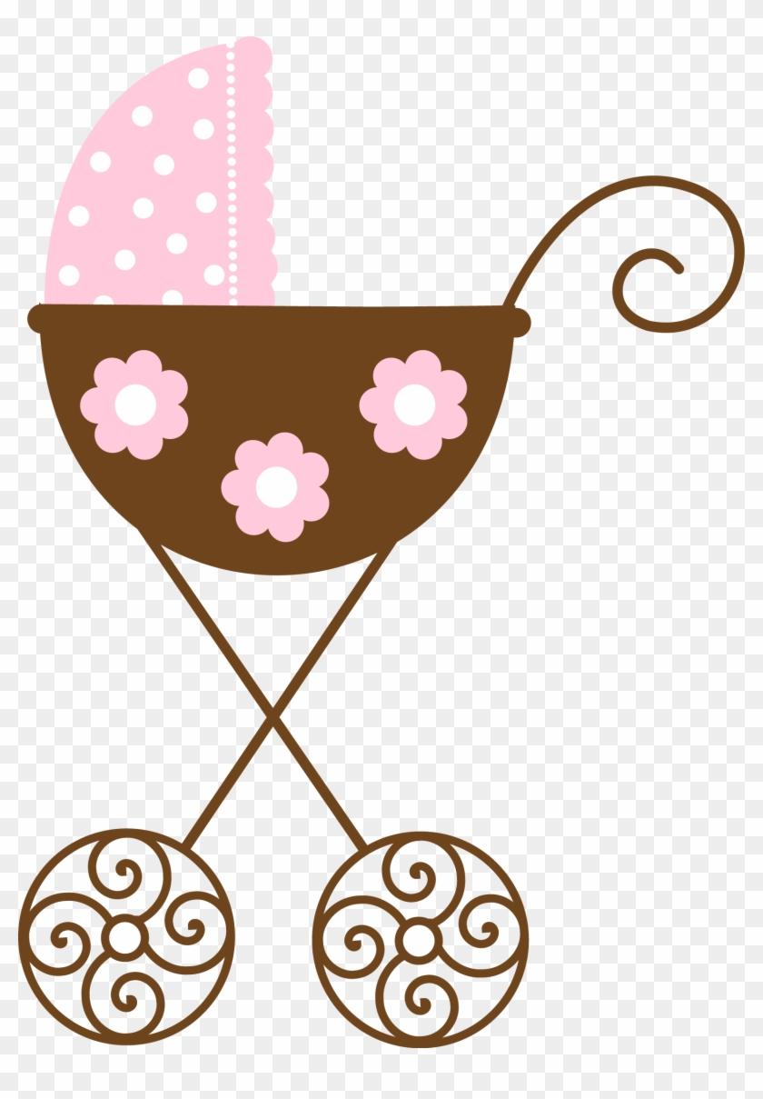 Bebê - Baby Shower Girl #110942