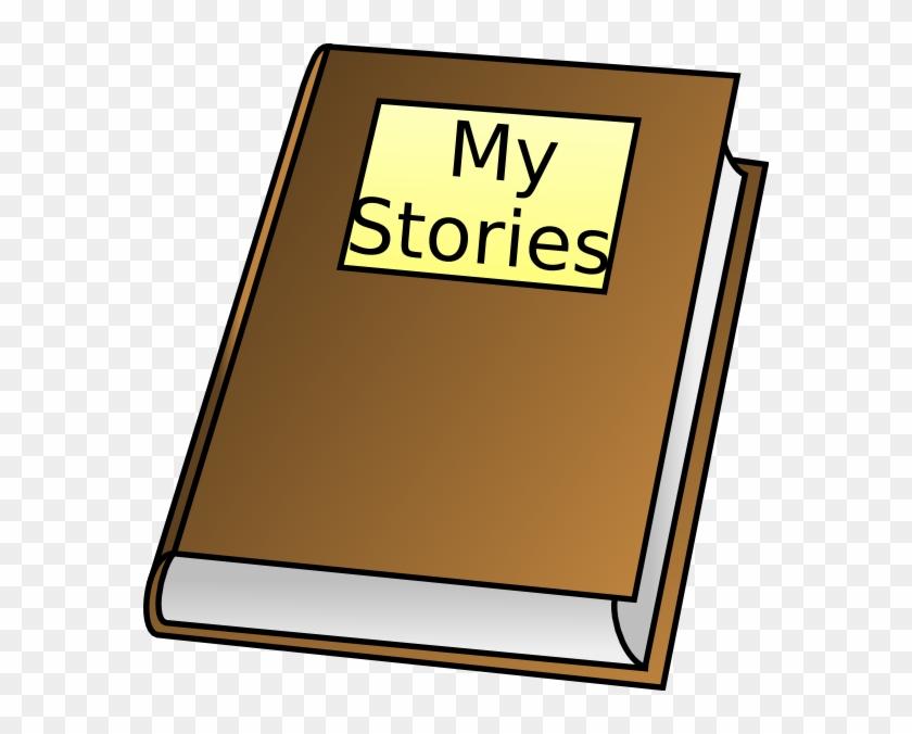 My Stories Clip Art - Stories Clipart #111051