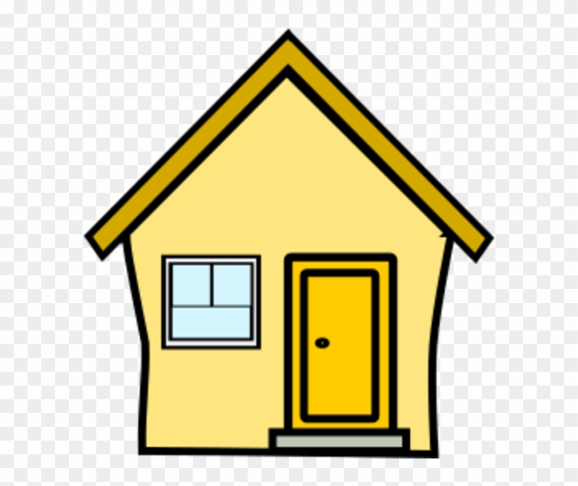 Gelbes Haus Yellow House Yellow House Clipart Free Transparent