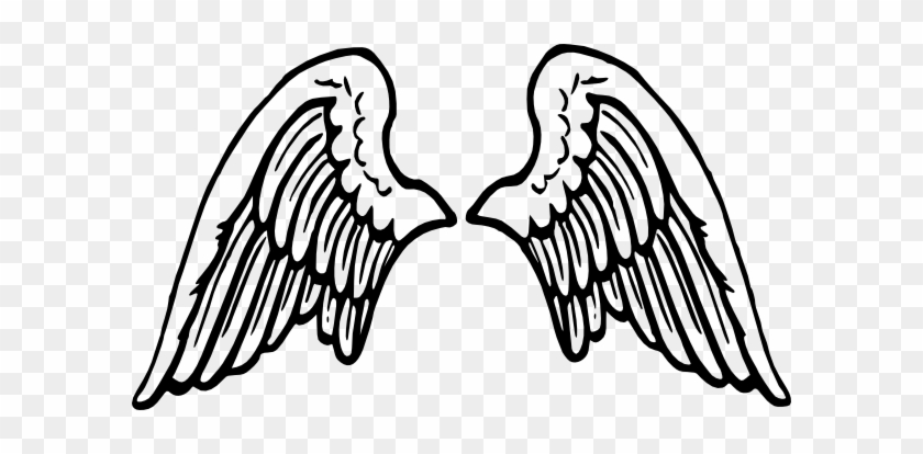 Wings Clip Art Clip Art Angel Wings Free Transparent Png Clipart Images Download