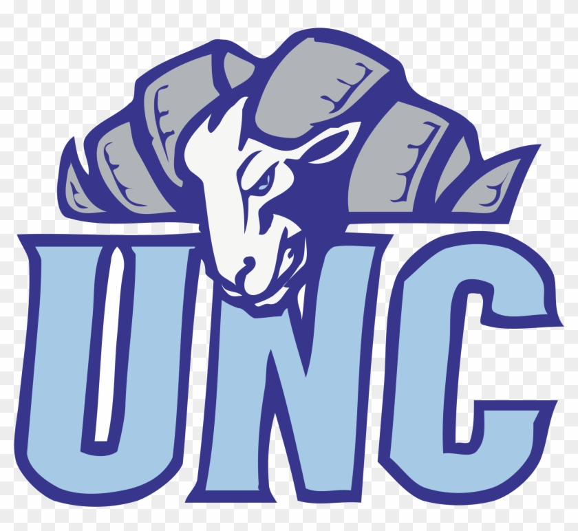 Unc Tar Heels Logo Black And White - University Of North Carolina Logos #589366