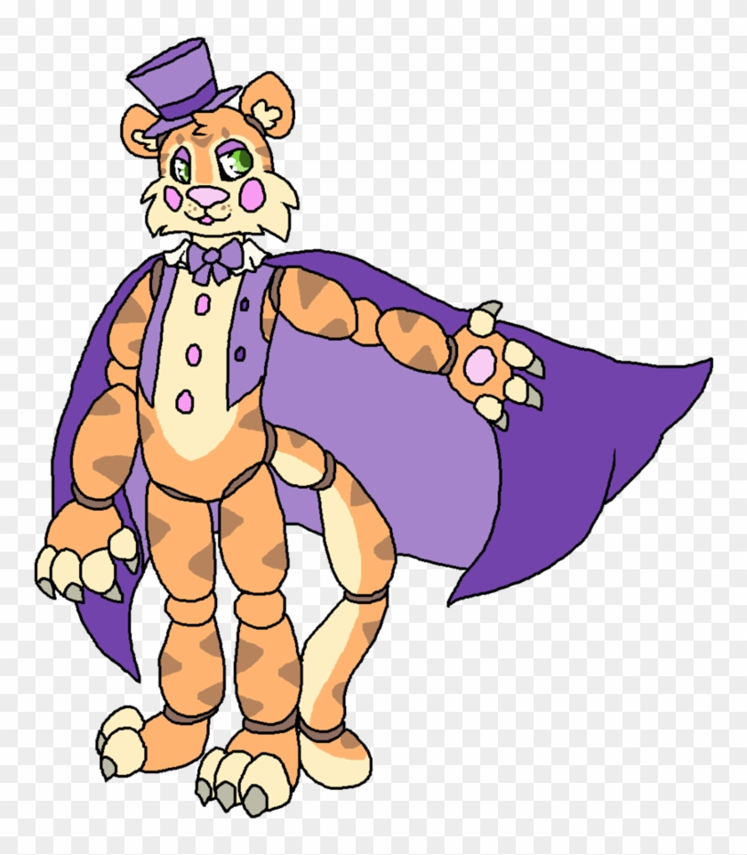 timothy tiger five nights at freddy s oc by clydles five nights