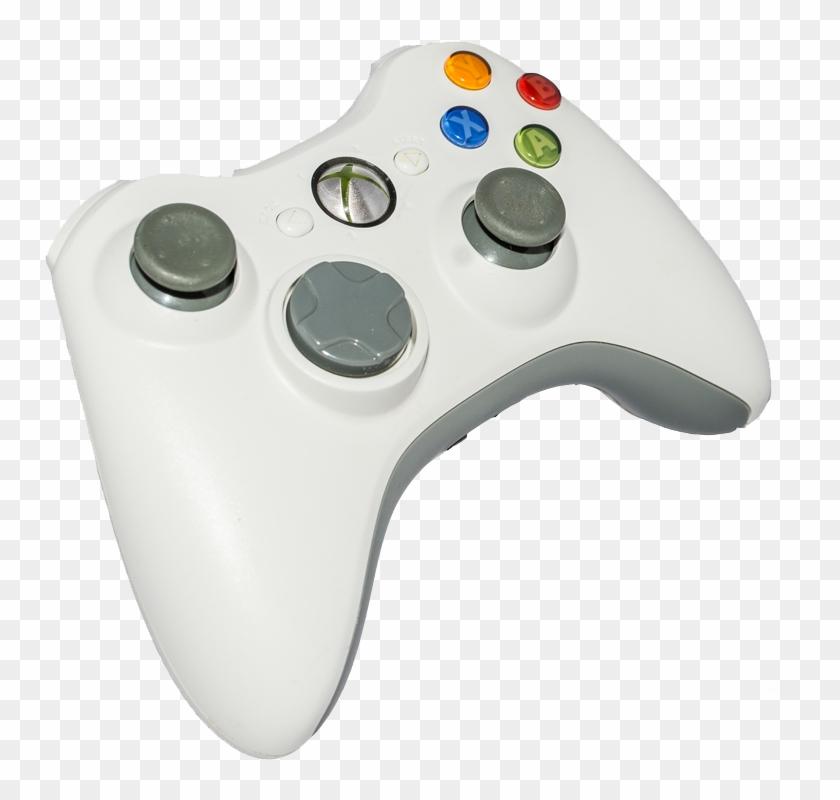 White Xbox 360 Controller To Buy Online - Xbox 360