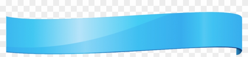 Blue Ribbon Strip Png #590844