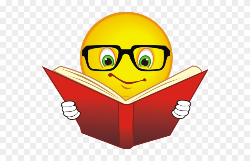 """""""it Would Be Good To Have Intelligent Gay Role Models - Smiley Face Reading A Book #590850"""
