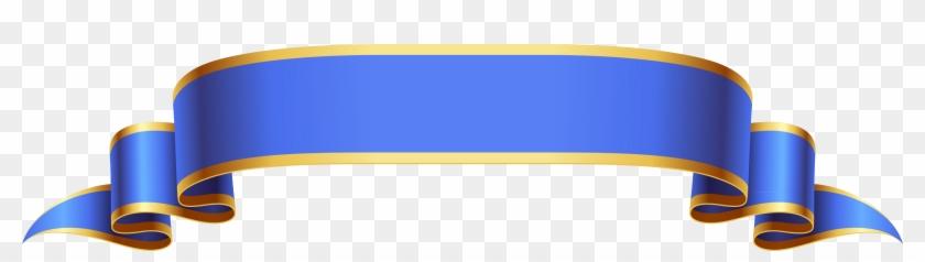 Blue Ribbon Banner Png For Kids - Blue Banner Ribbon Png ...  Blue Ribbon Ban...