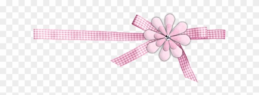 Baby Pink Ribbon - Pink Ribbon Straight Png #591055