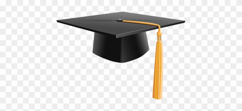 Cap Diploma Doctorate Education Graduate Graduation Birrete De