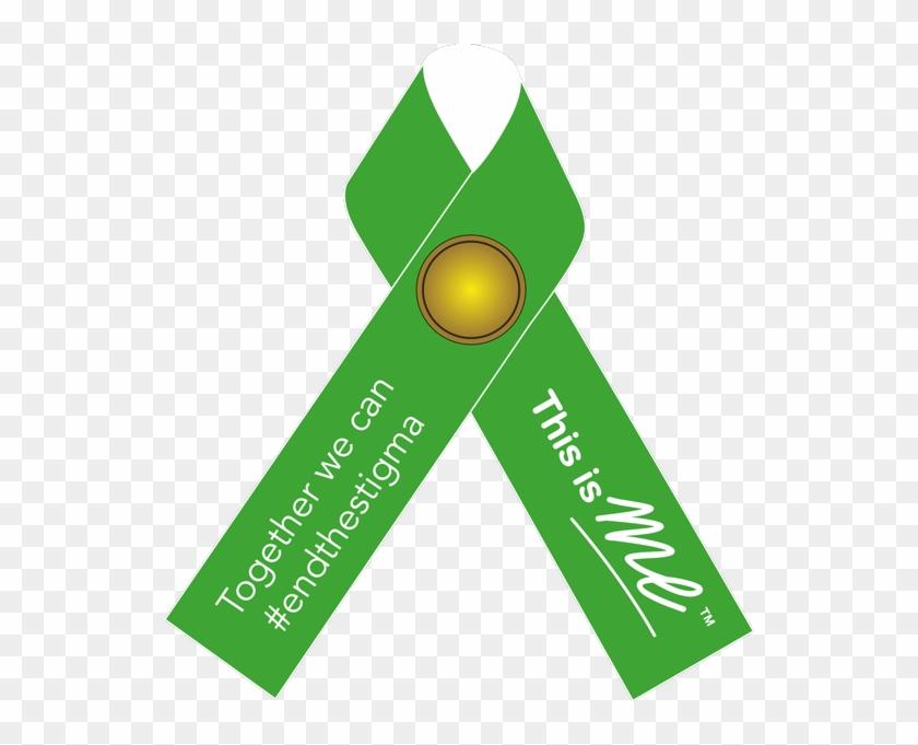the green ribbon mental health awareness week may 2018 free