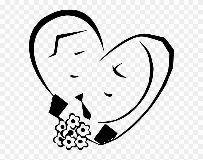 I Love You Clip Art Black And White Wife Husband Art Free