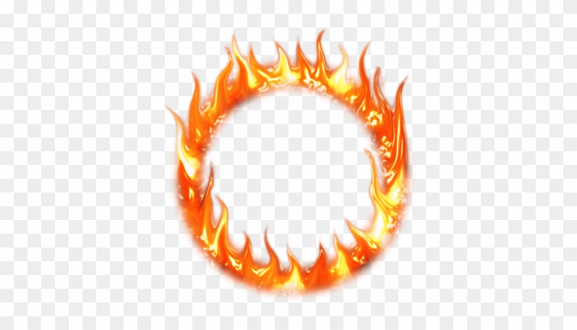 Fire Ring Clipart - Ring Of Fire Clip Art #592769