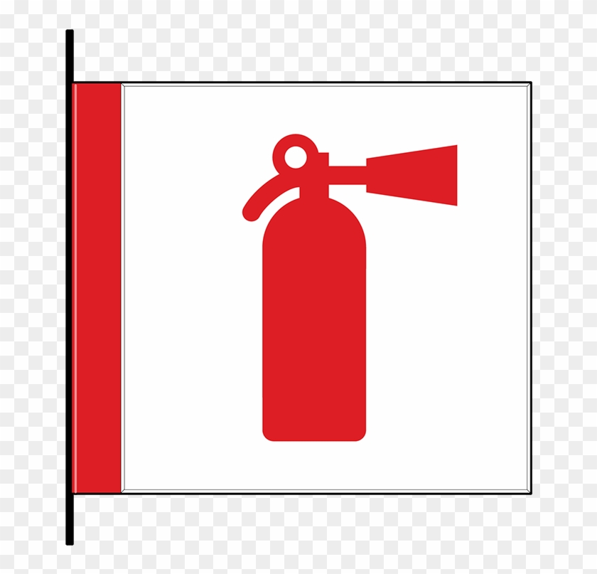 Fire Extinguisher Cabinet Id Flag Mount Fire Extinguisher Symbol