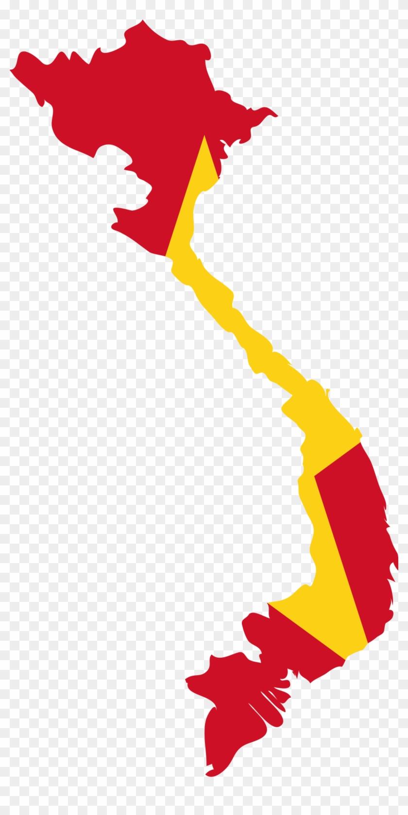 North Vietnam And South Vietnam Map.Sa Pa North Vietnam South Vietnam Flag Of Vietnam Map Sa Pa North