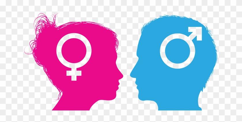 Time To Address Gender Inequality In Education Men Women Symbol
