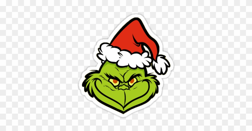 Free Grinch Christmas Clip Art - Christmas Coloring Pages Grinch #593791