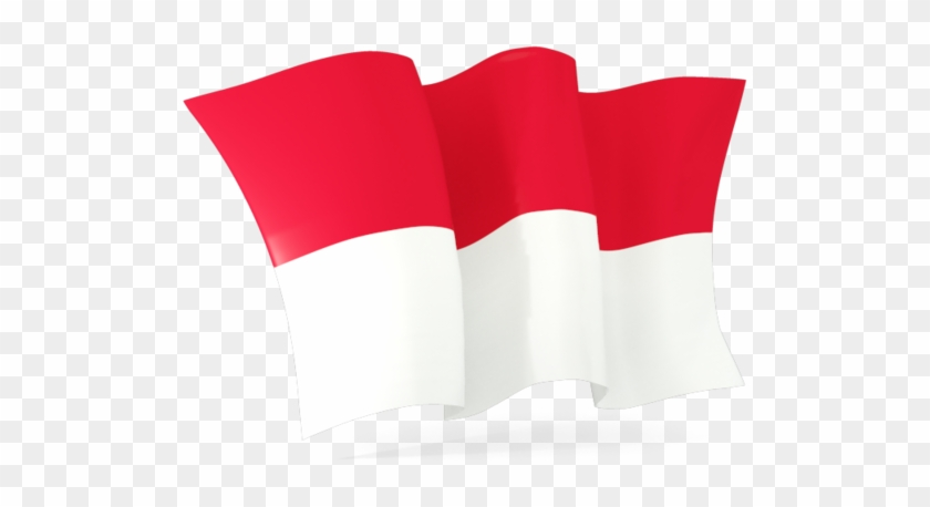 Singapore Flag Icon Clipart - Monaco Flag Png - Free Transparent PNG