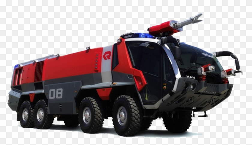 Image Source - Rosenbauer Panther Fire Truck #593929