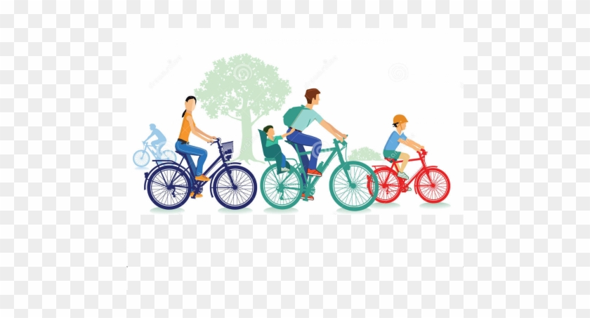 Family Guided Bike Ride Will Take Place On Saturday - Cyclists Highway Code - Essential Rules Of The Road #594327