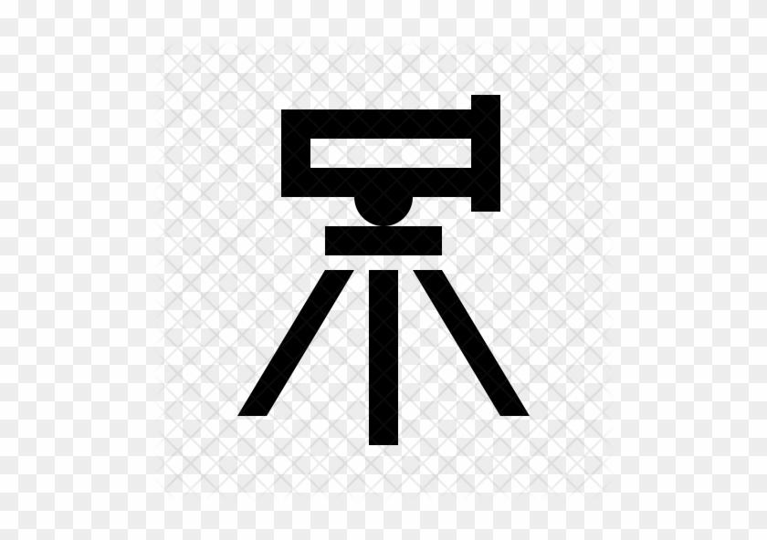 Land Surveying Icon - Surveying Icon #594458