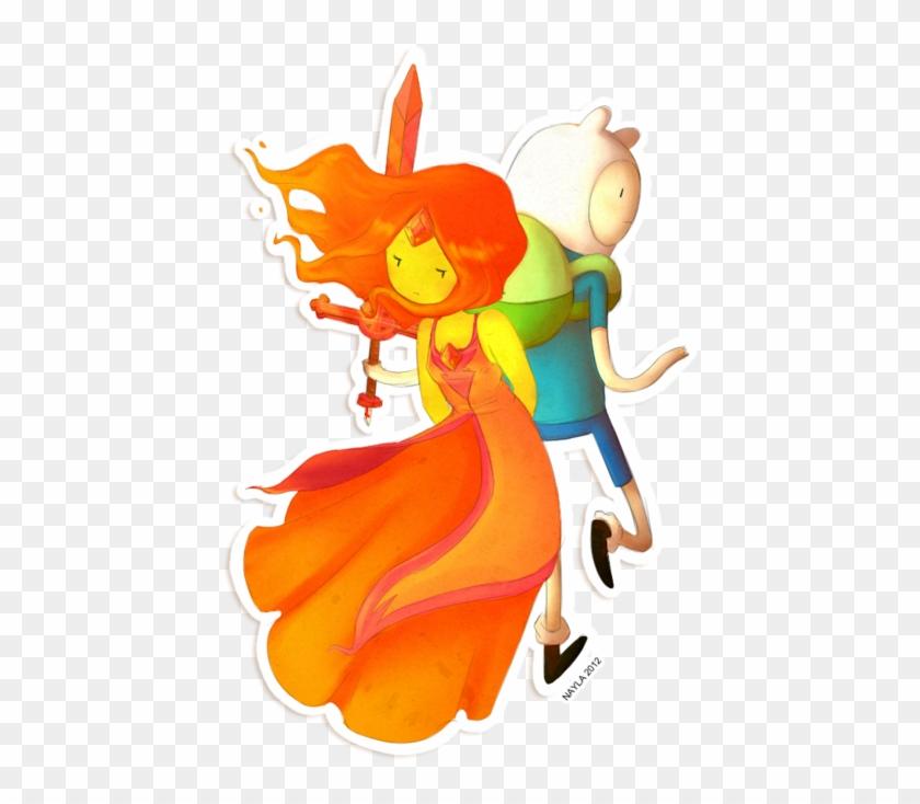 finn flame princess