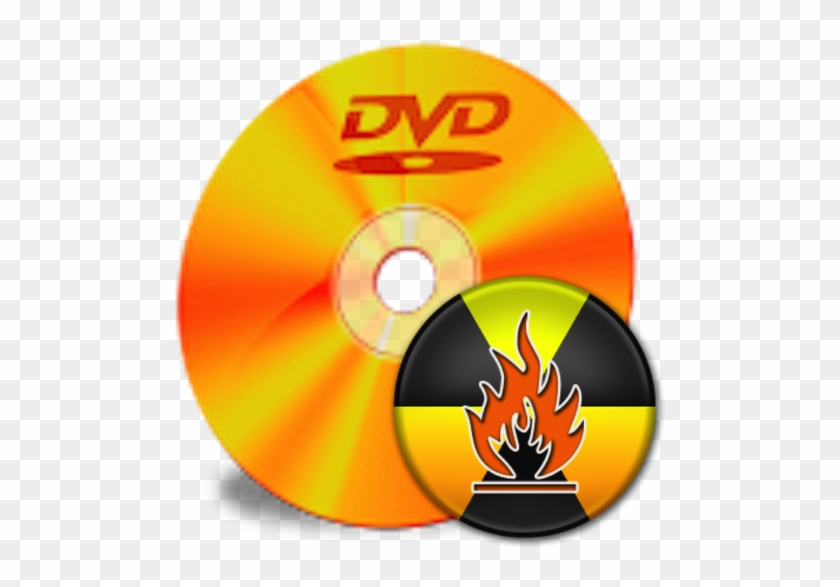 Dvd Creator Lite - Burn For Mac - Free Transparent PNG Clipart